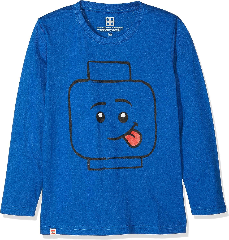 LEGO Boy CM-73445 Tshirts Blue 152