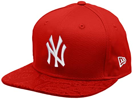 e59a3c4a04330 New Era Mlb Poly Core Neyyan Sca - Cap line New York Yankees for Man ...
