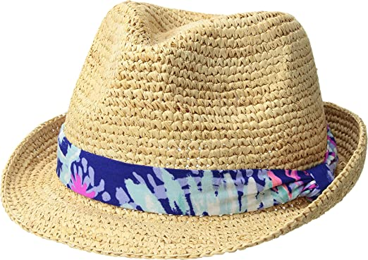 Lilly Pulitzer Womens Poolside Hat - Beige - One Size  Amazon.co.uk ... f7111100a1e4