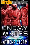 Enemy Mates: A Science Fiction Action Adventure Romance (Syfer Harem Book 1)
