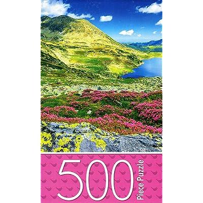 Retezat National Park - 500 Piece Jigsaw Puzzle: Toys & Games