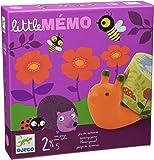 Djeco - DJ08552 - Jeu de Société - Little Memo