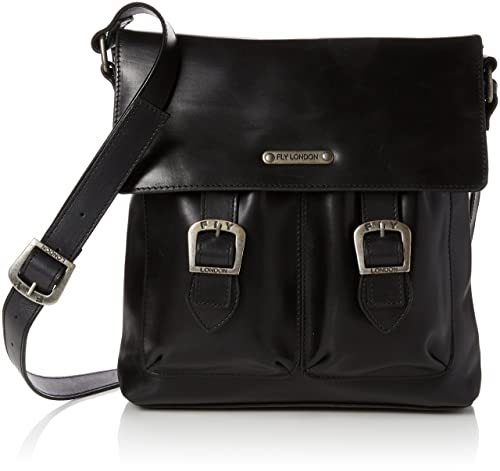 Womens Quin600fly Satchel Black (Black) FLY London qkoFo