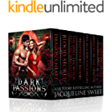 Dark Passions: a paranormal romance collection of vampires, shifters, and dragons (English Edition)