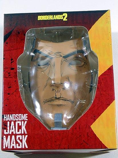 Borderlands 2 Handsome Jack Mask Loot Crate Exclusive
