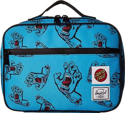 b9f7d8dbf Image Unavailable. Image not available for. Color: Herschel Supply Co. Kids  Unisex Pop Quiz Lunchbox Santa Cruz Blue ...