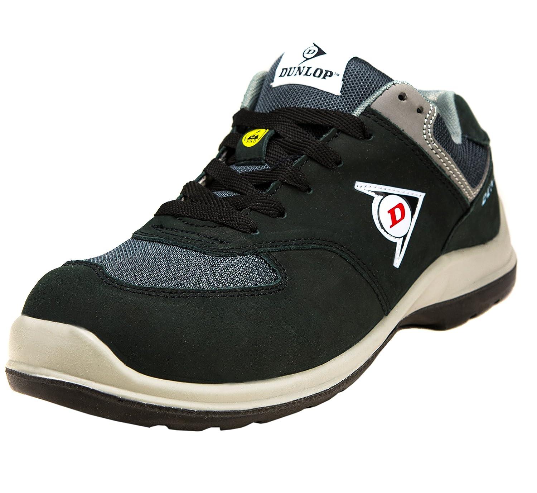 Dunlop de Flying Arrow | Chaussure B078Q9PBM7 de Sécurité | Chaussures Légères de Travail S3 | avec Embout | Légères & Respirantes | Baskets de Protection de Travail Noir 21a5775 - piero.space