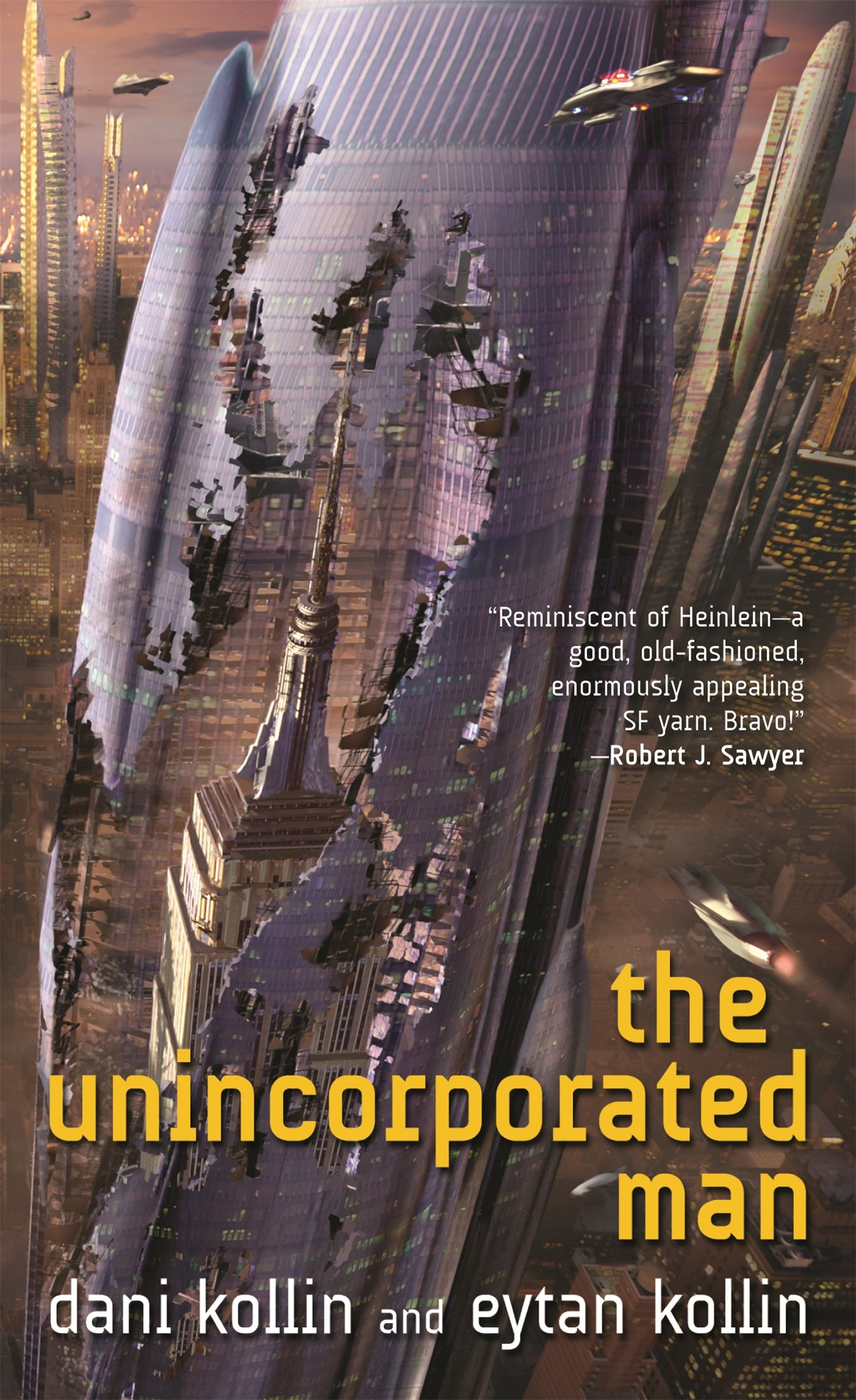 The Unincorporated Man Text fb2 ebook