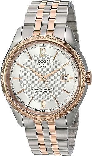 Tissot Dress Watch (Model: T1084082203701)