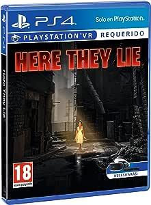 Here They Lie VR: Amazon.es: Videojuegos