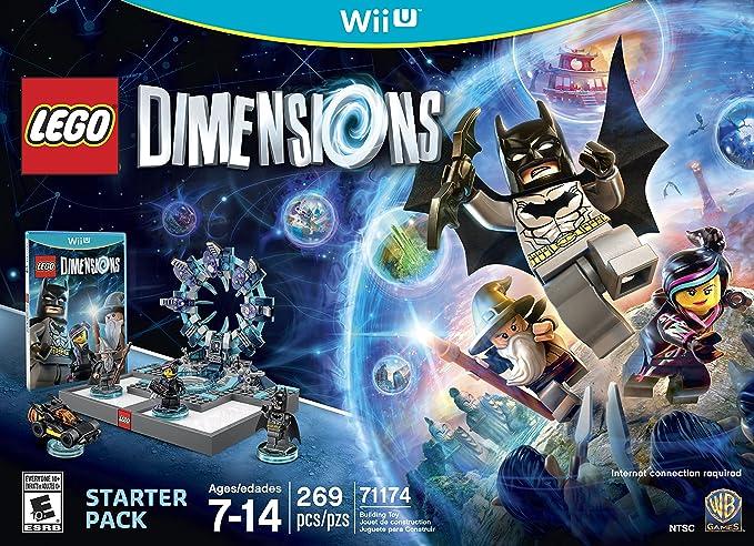 Take-Two Interactive LEGO Dimensions - Juego (Wii U): Amazon.es: Videojuegos