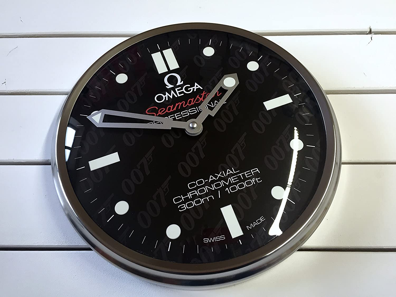 Omega Seamaster Dealer Wallclock