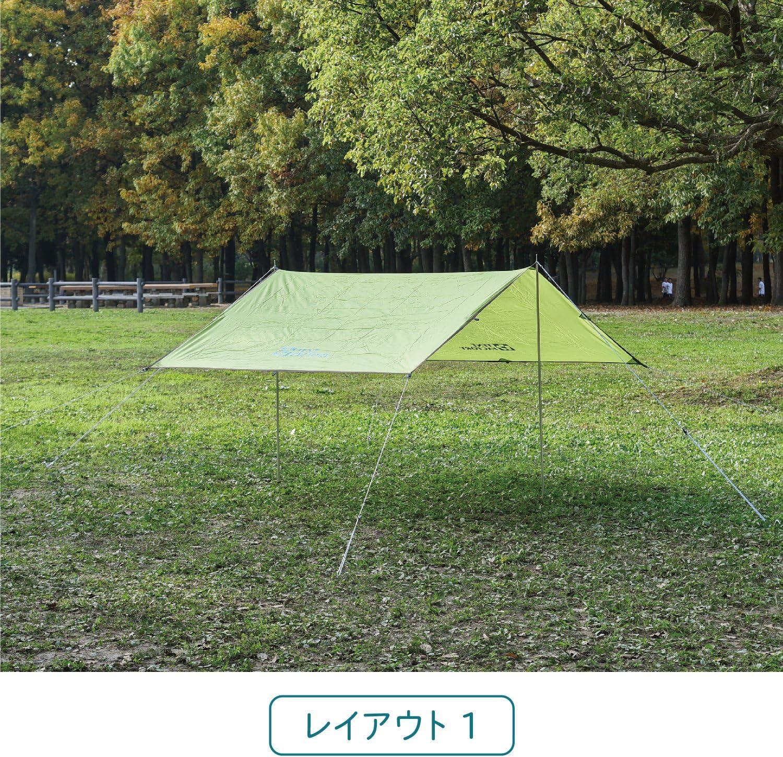 ファクトリー タープ テント
