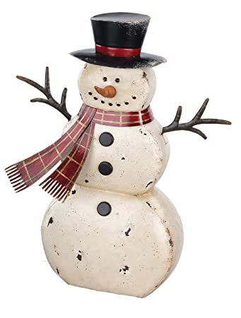 Regal Art Gift Rustic Snowman Decor 18