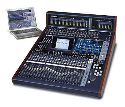 YAMAHA 02R96VCM DIGITAL MIXER LOADE DRIVER WINDOWS