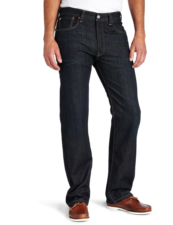 リーバイス501オリジナルフィットジーンズ、ブルー B0052WBTJC waist34|Clean Fume Clean Fume waist34
