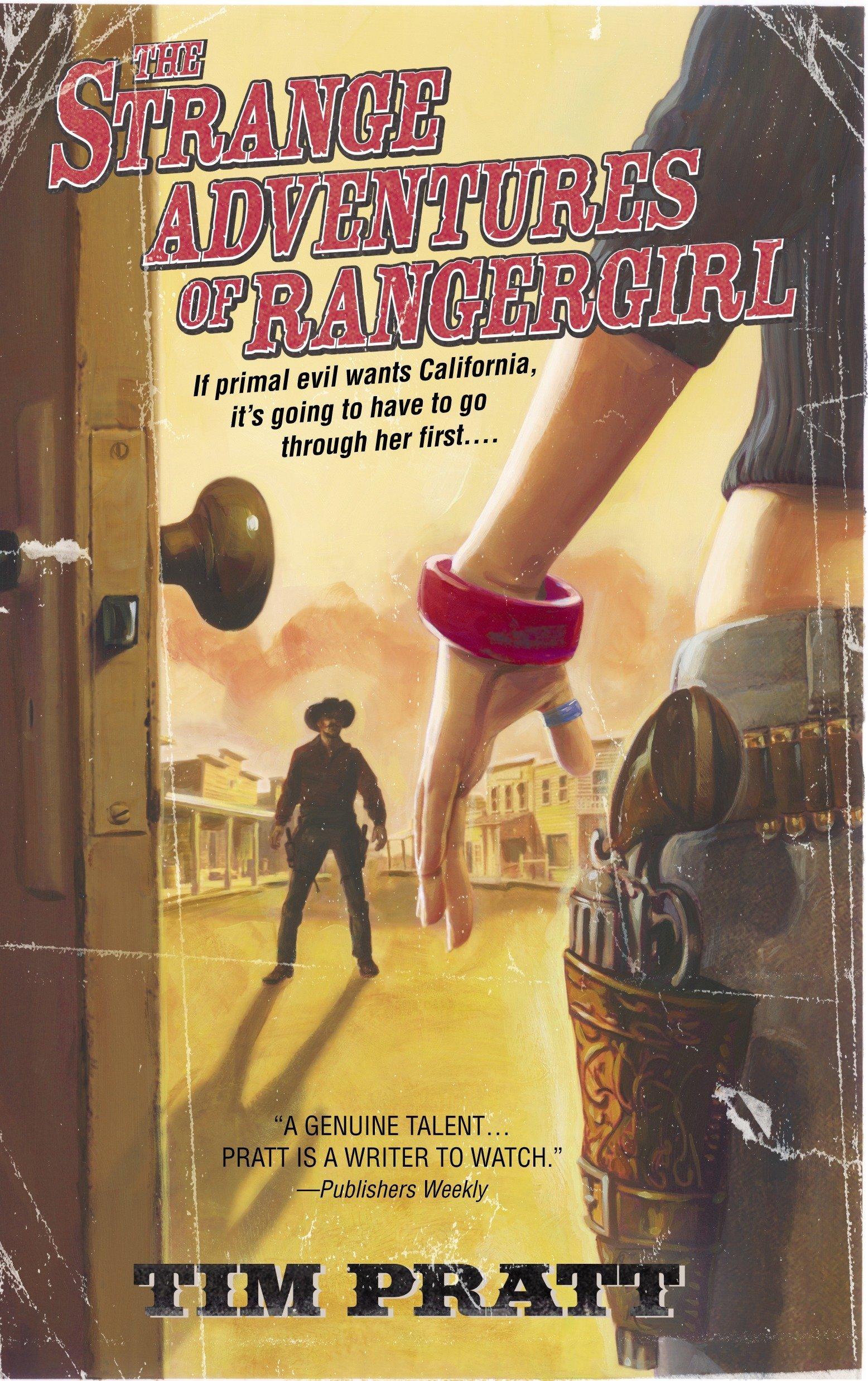 The Strange Adventures of Rangergirl: A Novel pdf