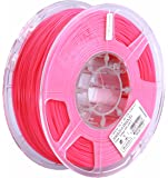 eSUN 3mm Magenta PLA PRO (PLA+) 3D Printer Filament 1KG Spool (2.2lbs), Actual Diameter 2.85mm +/- 0.05mm, Magenta