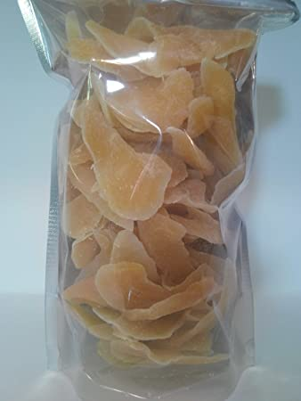 Amazon.com: Wright Snax Delicious Dried Mangoes Sweetened ...