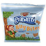 Keebler Grahams Bug Bites Snack Packs, 1 oz. (Set of 20)