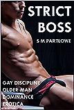 Strict Boss (Gay Discipline Older Man Dominance)