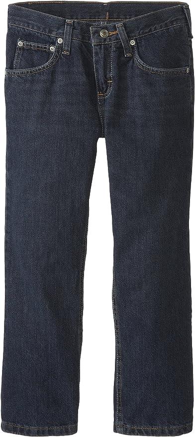 Big Boys/' Straight Leg Jeans Carbon 8 Husky FREE SHIPPING Pants