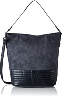 Damen CARLA Handbag 2260172-367 Damenhandtasche in Cognac Comb Tamaris