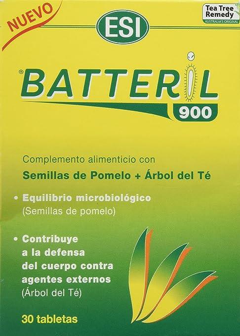Trepatdiet Batteril 900-30 Comprimidos: Amazon.es: Salud y cuidado ...