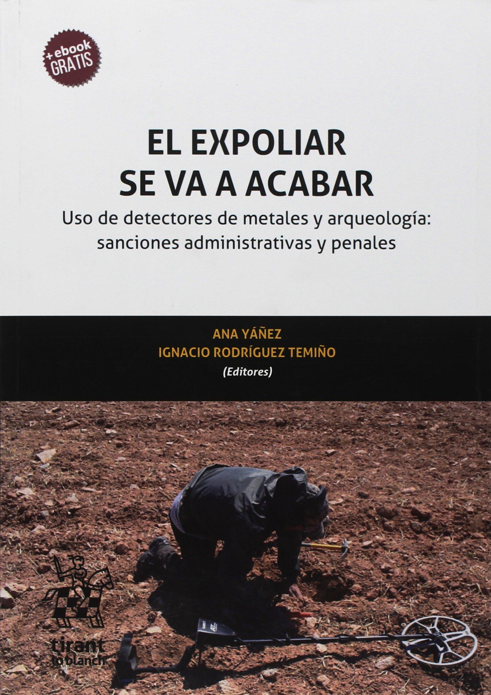 El expoliar se va a acabar (Spanish) Paperback – March 1, 2018