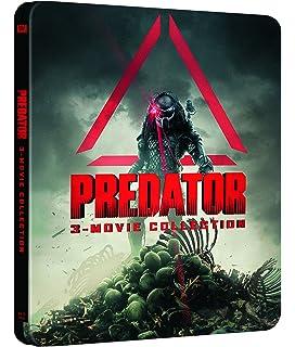 Trilogía Predator Bd Steelbook [Blu-ray]