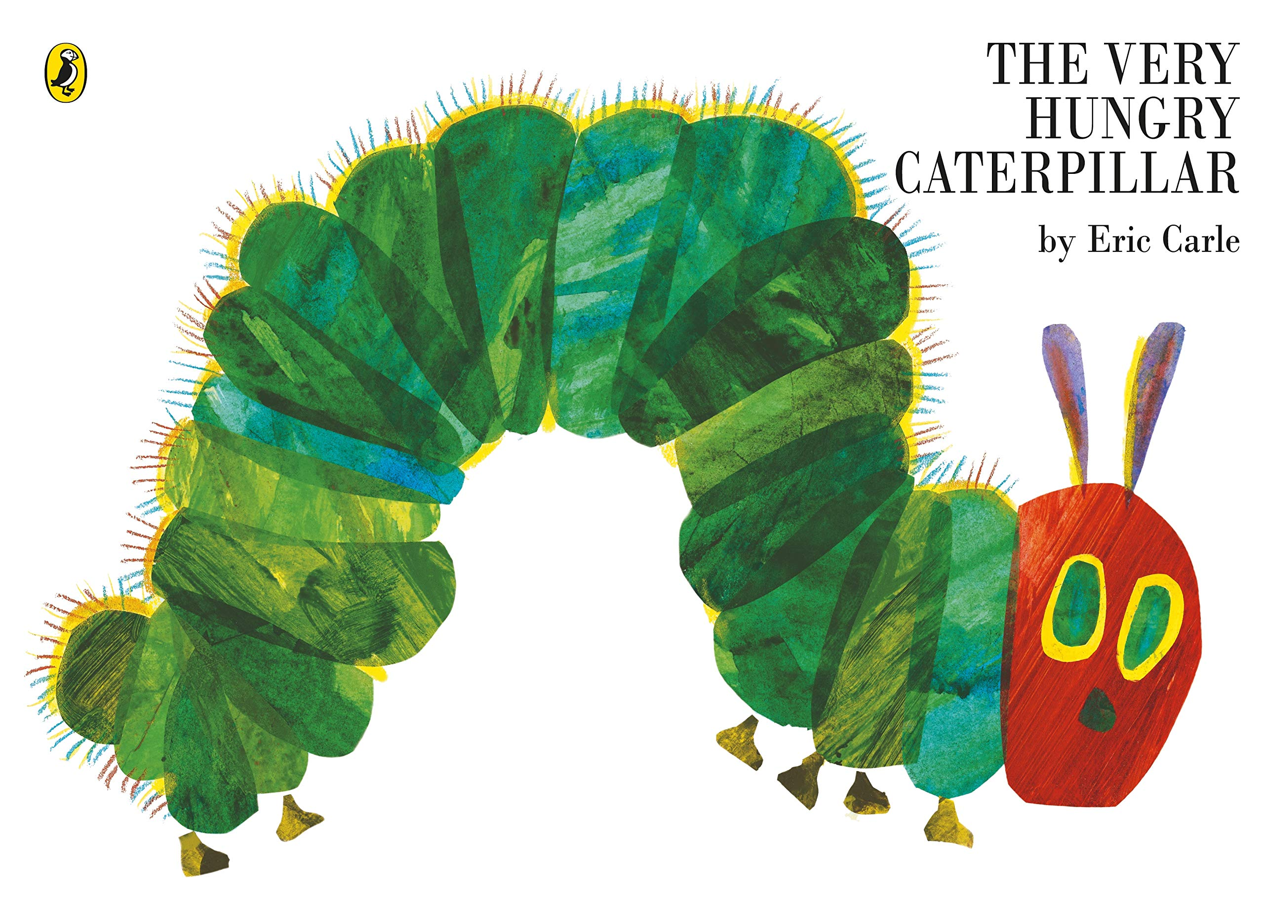 The Very Hungry Caterpillar: Amazon.co.uk: Carle, Eric: Books