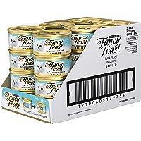 Fancy Feast Grilled Tuna in Gravy Wet Cat Food, 24x85g