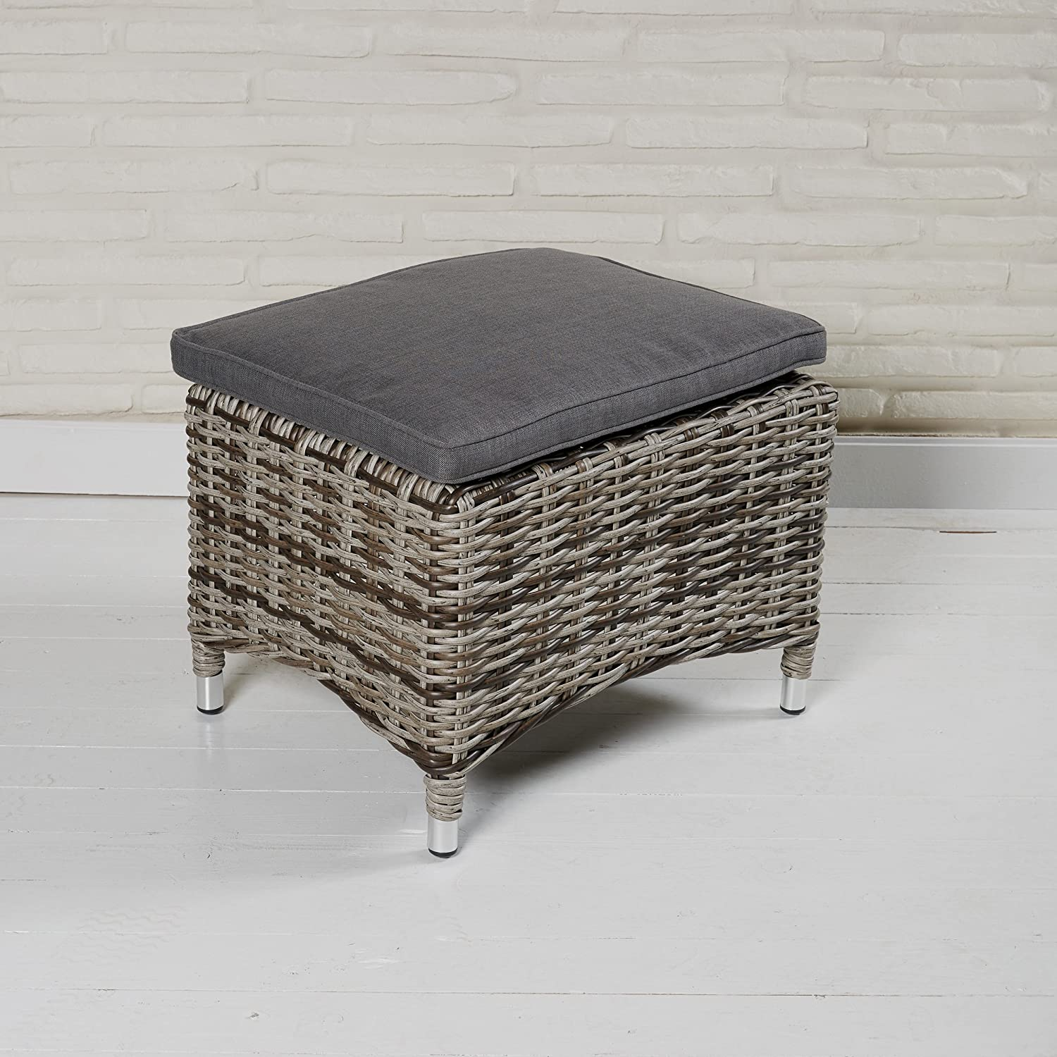 rattan hocker excellent yogamatte meditation kissen rattan ottoman hocker natrlichen rattan. Black Bedroom Furniture Sets. Home Design Ideas