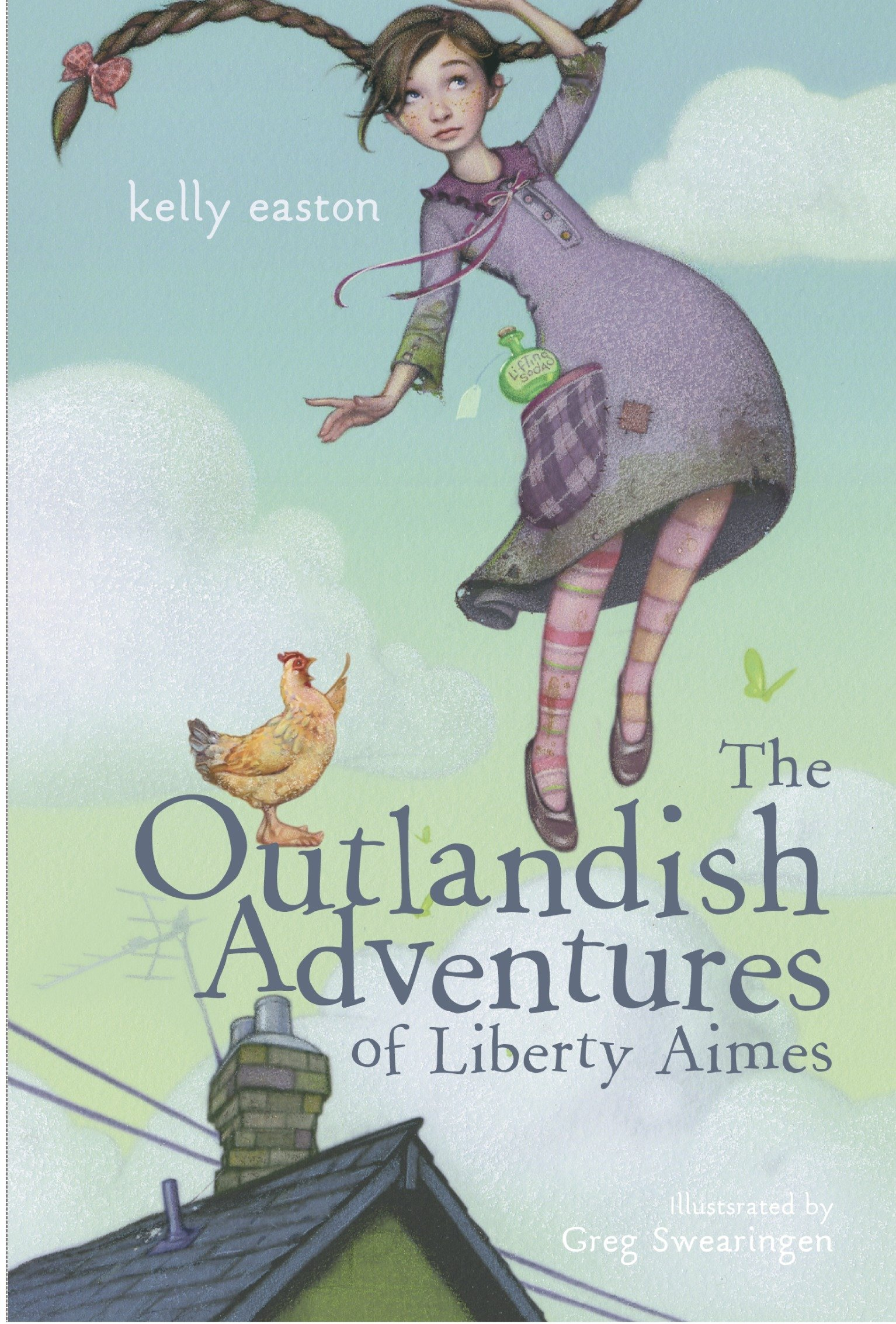 The Outlandish Adventures of Liberty Aimes PDF