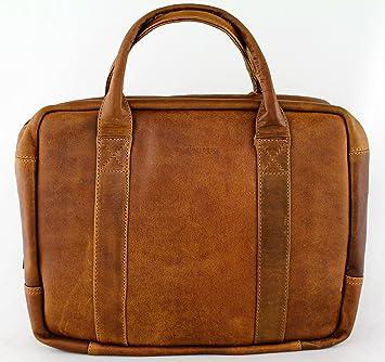 62af02d220 LE MECANOGRAPHE sacoche PC/MAC sac ordinateur 13 pouces cuir couleur  naturel PAUL MARIUS