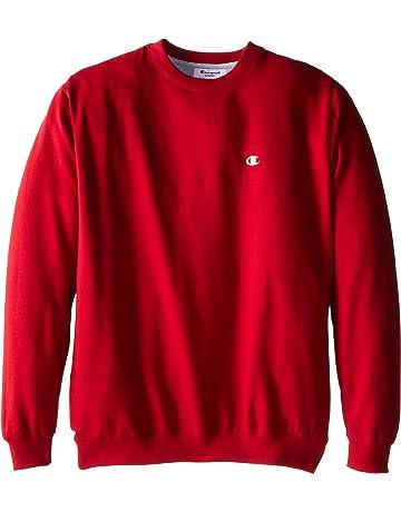 79eef10578 Champion Men s Big-Tall Fleece Crew Sweatshirt