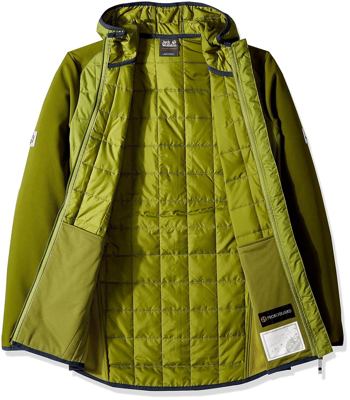 9e43a410914 Amazon.com: Jack Wolfskin B Grassland Hybrid JKT: Clothing