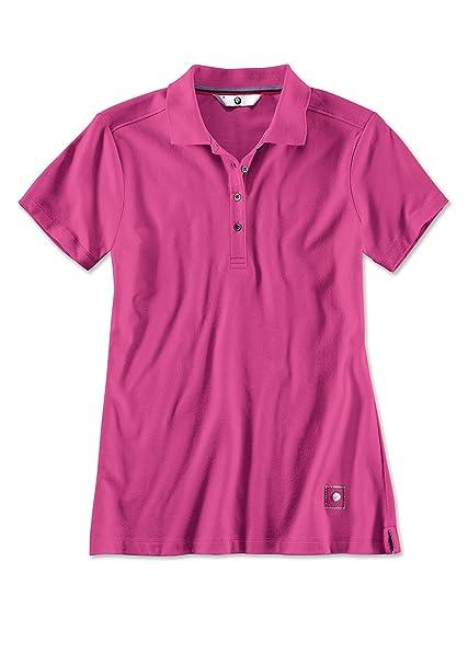 BMW – Polo para hombre, color rosa (XS): Amazon.es: Coche y moto