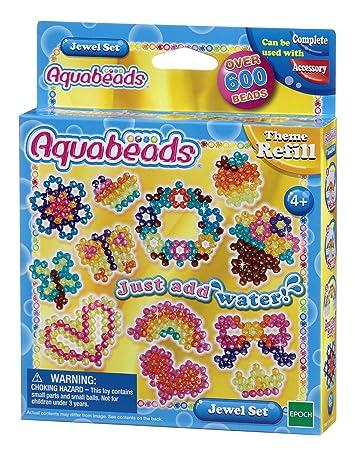 aquabeads ricarica  AQUA BEADS Aquabeads 31259 - Ricarica Bijoux: : Giochi e ...
