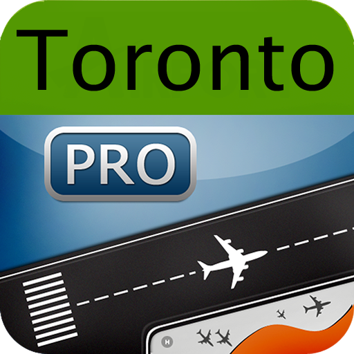 Toronto Airport + Flight Tracker