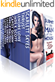 Submit to the Man of the House: Ten Brats who Give Him Anything he Wants (Shameless Book Bundles 9)