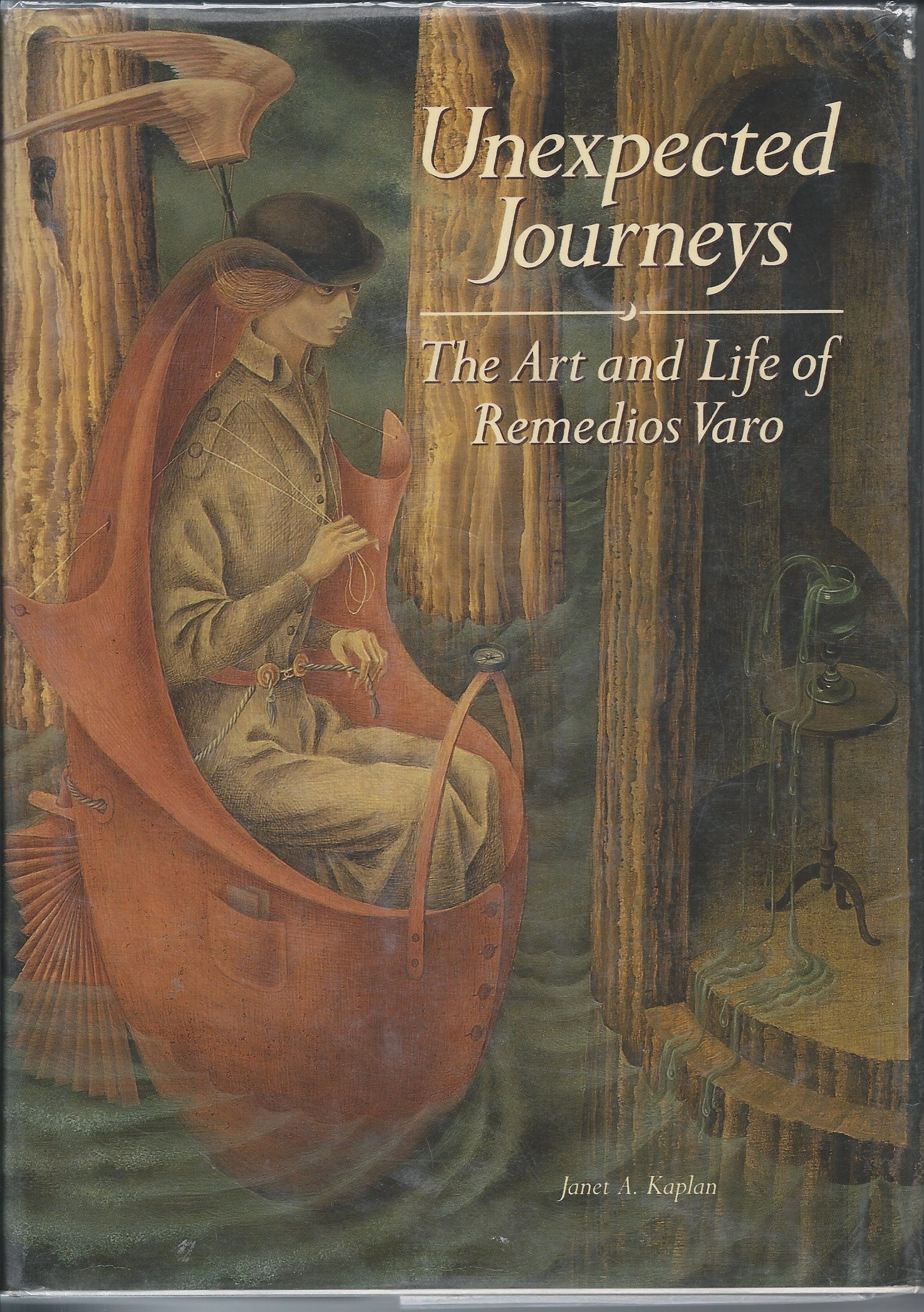 UNEXPECTED JOURNEYS: The Art and Life of Remedios Varo