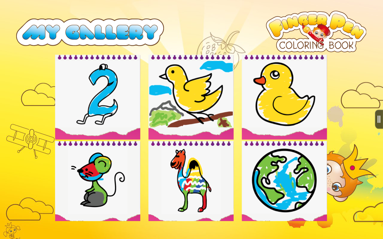 Amazon Coloring Book For Kids Game Girls And Boys Kindergarten Preschool Toddlers Of All Ages Beautiful Pictures Animals