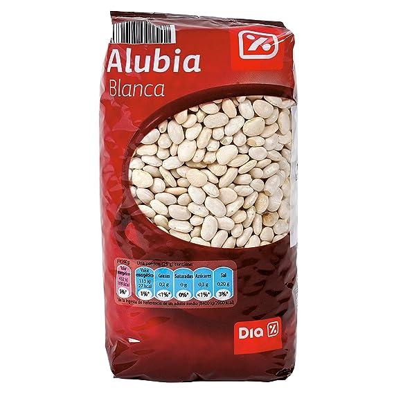 DIA - Judias Blancas Riñon Bolsa 1 Kg: Amazon.es ...