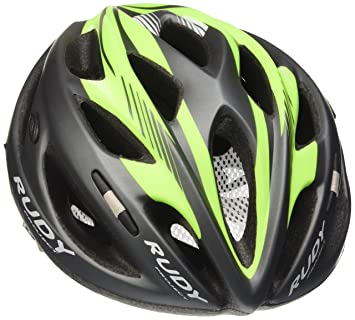 Casco Rudy Project Zumax Negro-Verde 2017: Amazon.es: Deportes y ...