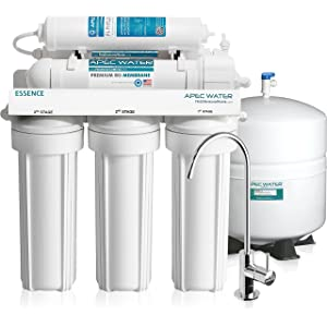 APEC Water - Top Tier - Built in USA Reverse Osmosis System (ROES-PH75)