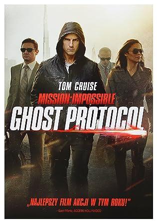 Mission: Impossible - Ghost Protocol Region 2 English audio