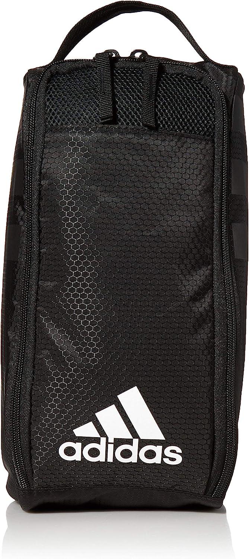 Amazon.com: adidas Unisex Stadium II Team Shoe Bag, Black, ONE ...