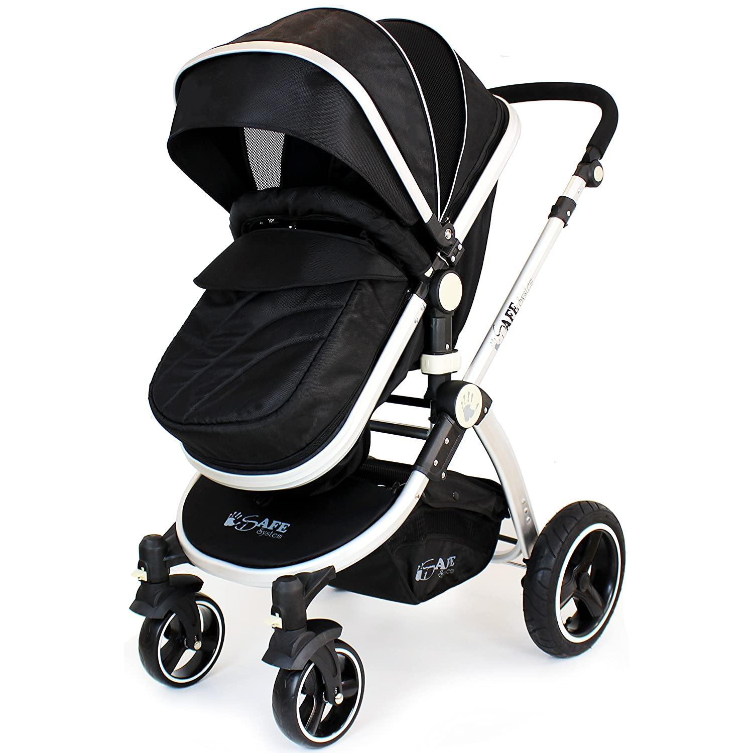iSafe 2 in 1 Baby Pram System