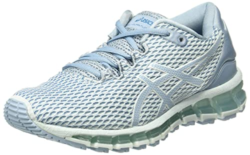 4bcacdb55 ASICS Women s Gel-Quantum 360 Shift MX Whispering Smoke Light Blue Turkish  Tile Running